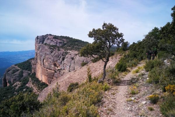 Enduro mountain biking in Spain
