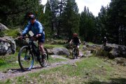 Enduro MTB holiday in the Pyrenees