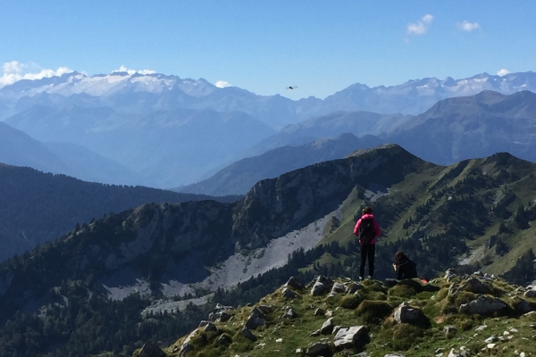 Hiking in the Pyrenees to nourish body and soul
