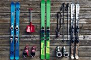 ski touring essential equipment