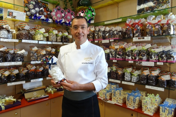 Visit local chocolate maker